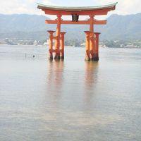 小学生以来の広島・宮島旅行