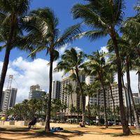念願の初おひとり様海外 ハワイへ