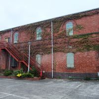 旧本庄商業銀行赤レンガ倉庫