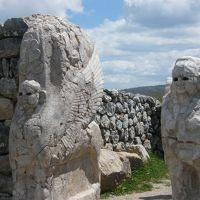 トルコ半周バスの旅(5)ーハットゥッシャ遺跡とヤズルカヤ遺跡 —そしてアンカラへ