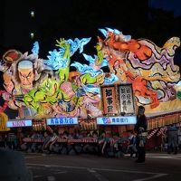 青森ねぶた祭り 奈良からラッセラー 2015