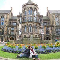 イギリスの旅(2)・・スコットランドの文化・芸術の中心都市グラスゴーと、駆け落ち結婚で有名なグレトナグリーンを訪ねて