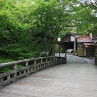山中温泉と金沢市内1泊2日の旅/1日目