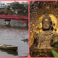 ふたたび牡蠣を食べに松島へ・・・伊達政宗公・長女の霊廟と・・・円通院で数珠づくりして・・・そして朱い橋を渡って福浦島へ・・・