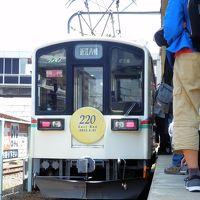近江鉄道乗り鉄ぶらり旅「さらば、キメラ電車」