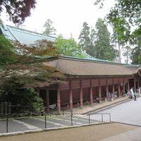 なるべくお金をかけないで京都・比叡山を楽しむ旅(�比叡山横断編)