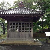梅雨入りの宮城県へ日帰り城巡り 多賀城&仙台城 想定外の大雨でココロガポキットネ
