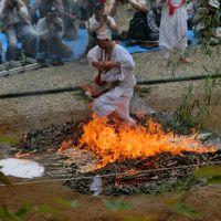 火渡り と どうぶつ王国