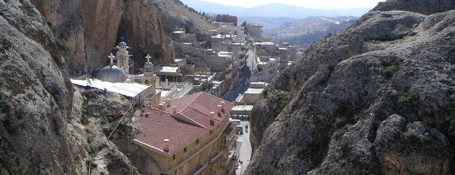 2004年シリア ダマスカス&ボスラ&マア...