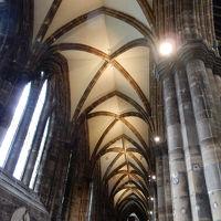 �往きはよいよい 帰りはこわい・・・・ 世界遺産のグラスゴー大聖堂