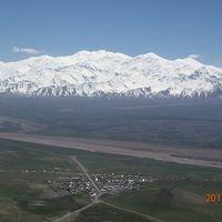 オシュからサリタッシュとレーニン峰