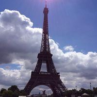 駆け足でまわる、フランス・パリとイタリア3都市周遊   Vol.2 パリ編 2日目