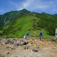 霧降高原の丸山コースを歩く〜長い長〜い木の階段を登って行く。その先に本当のハイキングコースがありました。〜