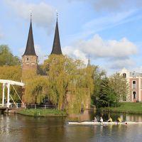 2015 レンタカーで巡る春のオランダ&ベルギー�最終回 〜12年ぶりのデルフト(Delft)&帰国〜