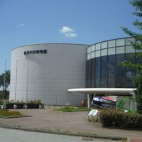 平日代休で航空科学博物館
