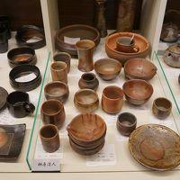 姫路・赤穂から伊部の旅(二日目後半・完)〜備前焼って、こんなにきれいだったかなあ。火だすきの茶碗も無事にお気に入りを見つけました〜