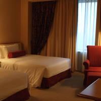 ウェスティンホテル大阪にホテルステイ