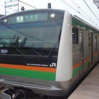 北海道&東日本パス7日間〜マジで酔狂!?乗りまくり〜<第1日目>