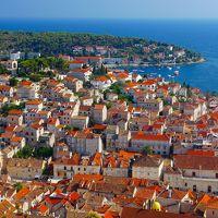 そうだ!クロアチア・イタリアに行こう!�フヴァル島2日目