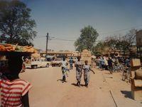 (10)1987年サハラ砂漠縦断 西アフリカと中央アフリカ横断の旅12か国64日間�ブルキナファソ(ワガドゥグ)