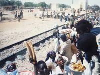(10)1987年サハラ砂漠縦断 西アフリカと中央アフリカ横断の旅12か国64日間�ブルキナファソ(ボボデュラッソ)