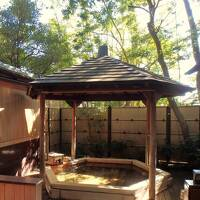 鶴巻温泉と秋の四十八瀬川 (日帰り)