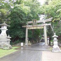 塩竈神社を参拝する
