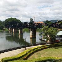 2015年3回目 タイ SWの一人旅【バンコク中編(現地8日目 カンチャナブリ日帰りツアー)】