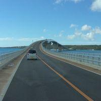 伊良部大橋を渡りに週末宮古島に行ってきました