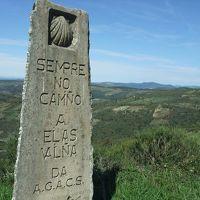 サンティアゴ・デ・コンポステーラへの巡礼道、最後の103kmを歩いた。 (その1.概要)