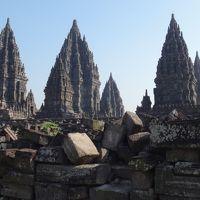 15年7月〜初めてのインドネシア●6 プランバナン遺跡群と、ちょこっとジャカルタ