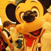 ドナルドにメロメロ(*´д`*)ディズニー大好き女子3人旅◆アンバサダーホテル編