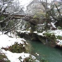 山中温泉_Yamanaka Onsen 芭蕉が称えた温泉!「山中や 菊はたおらじ 湯の匂ひ」
