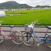 総社市をサイクリングで巡る