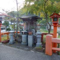 奈良天川村の洞川温泉街散策・エコミュージアム見学