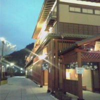 ☆mount takao hot spring☆special customer opening (private view)☆
