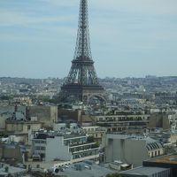 2015.8 パリでアパルトマンに滞在11日間 自由気ままな一人旅� 〜ヴェルサイユからパリ〜