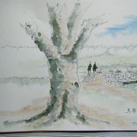 世田谷界隈 スケッチ散策