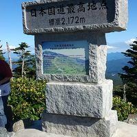 初めての草津温泉・紅葉始まる志賀高原No.1