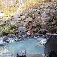 蔵王温泉で湯巡り 紅葉もちょっぴり楽しみました