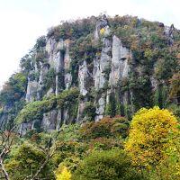 耶馬渓から岳切へ
