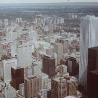 (1)1977年8月初めての海外旅行 アメリカ一周とカナダの旅26日間�カナダ(トロント)