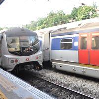 2015年11月初めての香港旅行2(MTR将軍澳線、観塘線、東鉄線、西鉄線)