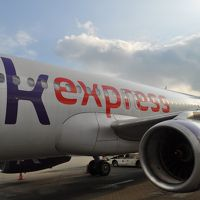 2015年11月初めての香港旅行7(香港エクスプレス機656便で帰国)