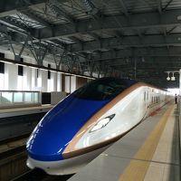北陸新幹線に乗りたい!乗り物とドラえもんの1泊2日富山旅 vol.2