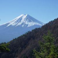 富士山の眺望最高の三つ峠山へハイキング!!