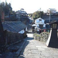 サンドイッチ型城下町の杵築を散策(*^-^*)