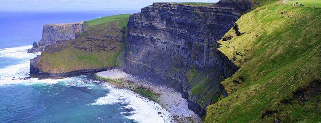 ギネスと雨の国アイルランド(6) 緑成...