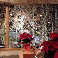 もうすぐ来るクリスマス〜♪vol.1 ホテルグランフェニックス奥志賀へ☆。.:*☆