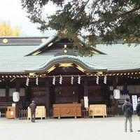 2015年12月2日:ぶらりと訪問・・・大国魂神社